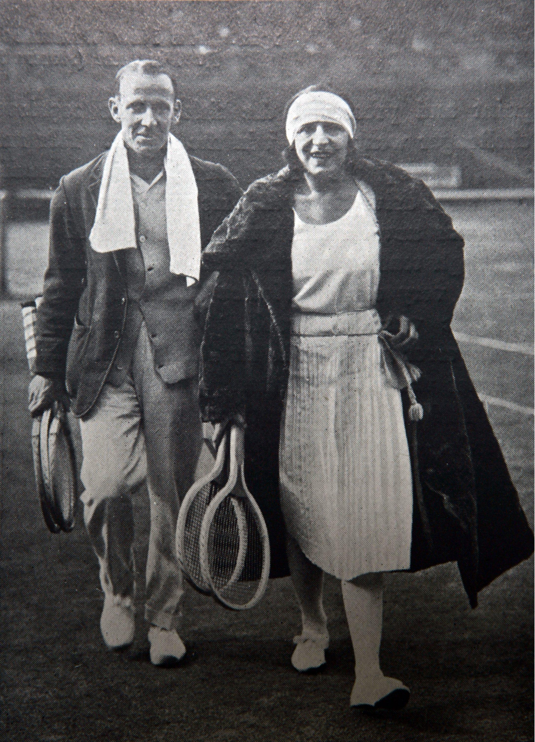 Qui était Suzanne Lenglen Roland Garros Tennis