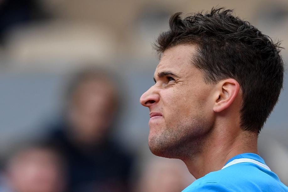 Tennis - Roland-Garros - Viré de sa conférence de presse par Serena Williams, Thiem s'est énervé