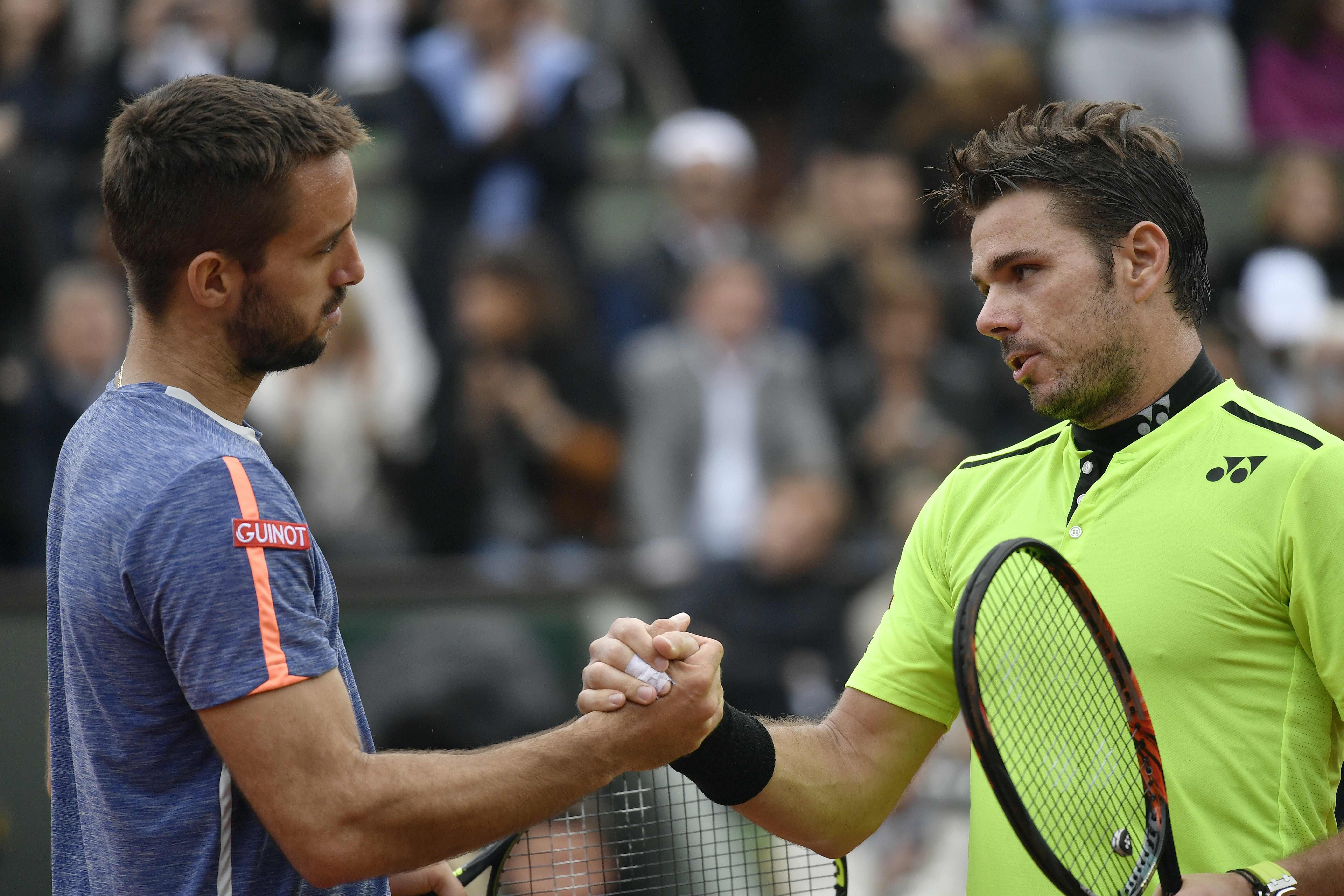 Tennis - Roland-Garros - Wawrinka fidèle au rendez-vous des quarts de finale