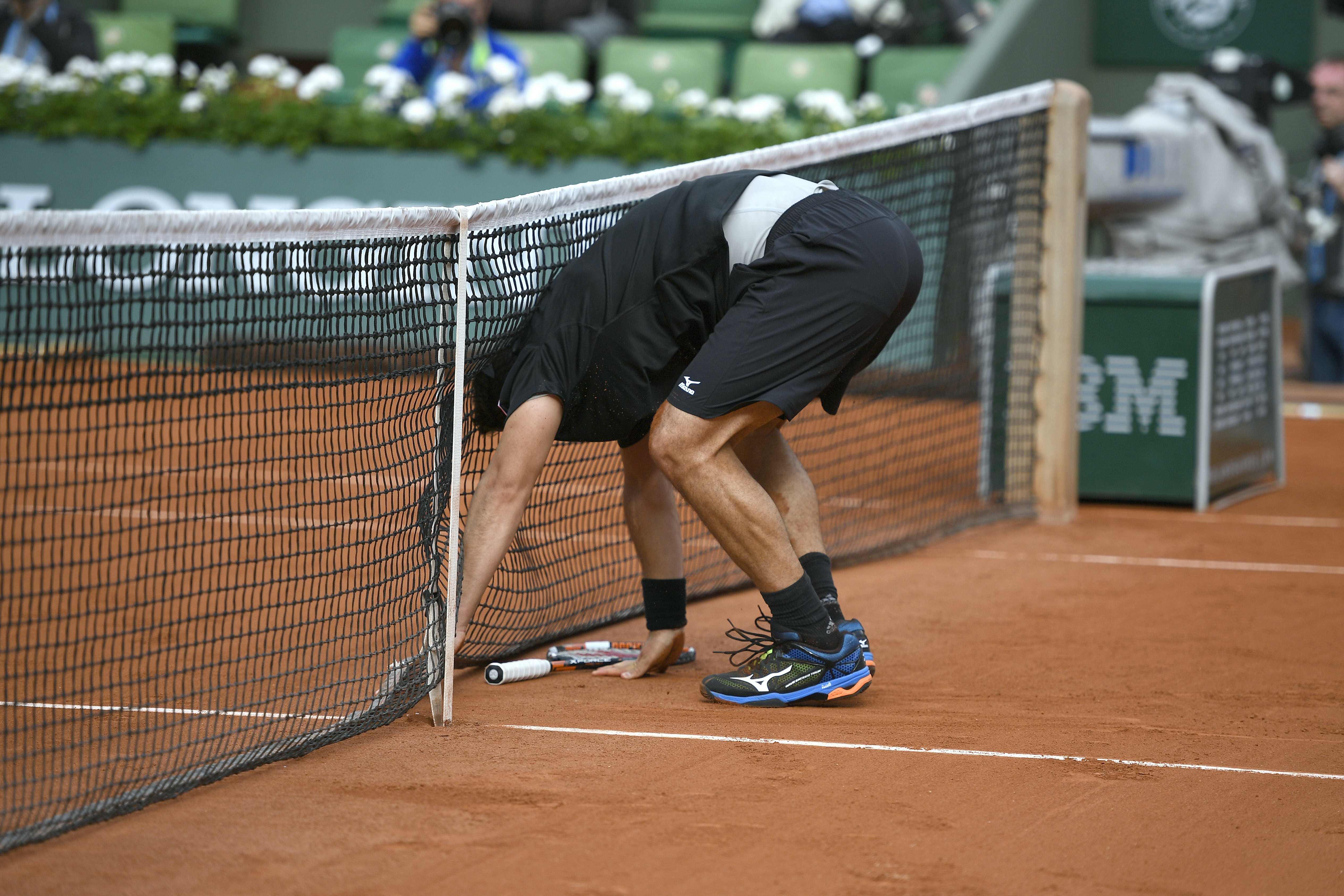 Roland-Garros - Zap : les moments insolites de la première semaine de Roland-Garros