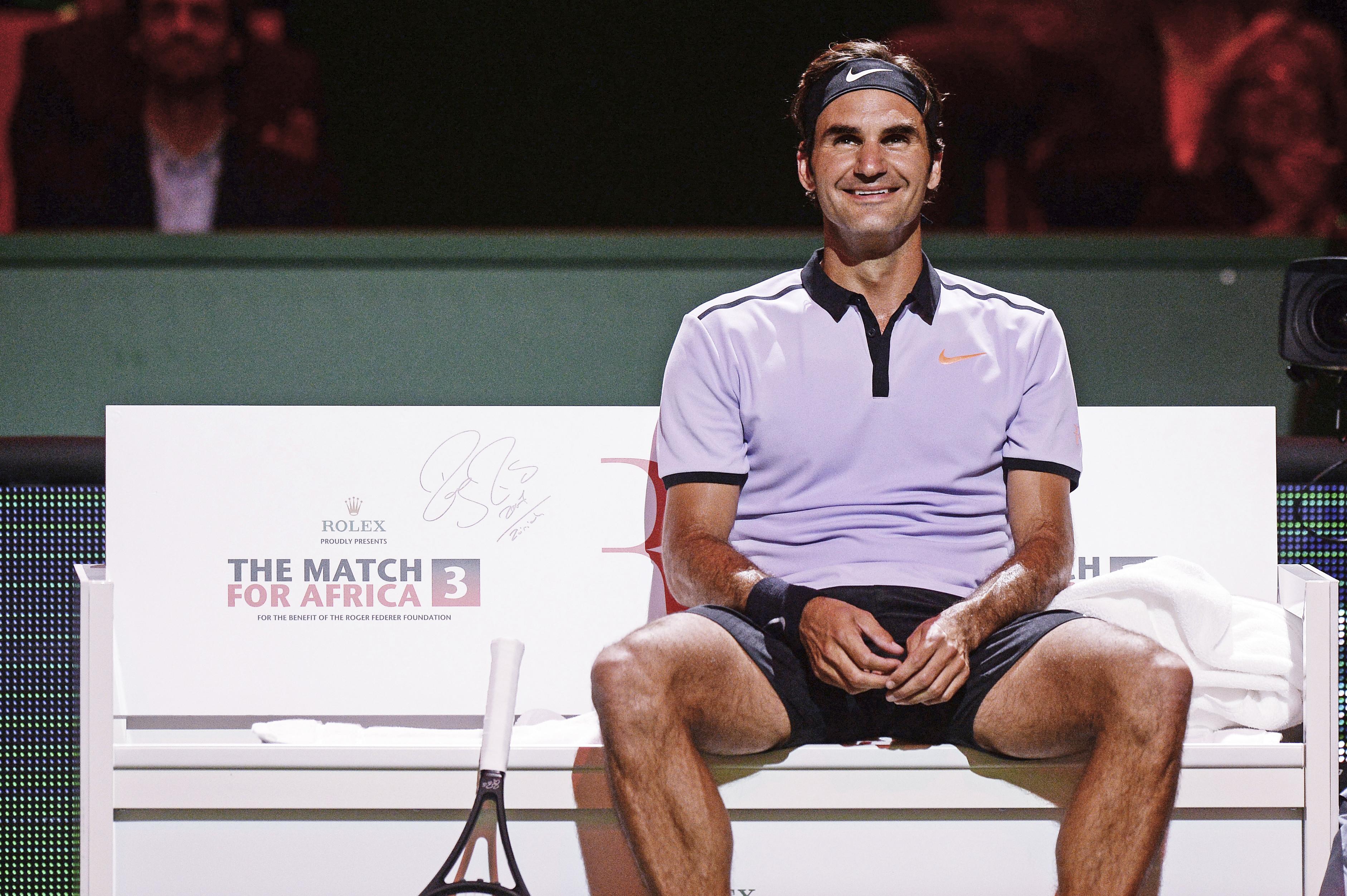 Tennis - Roland-Garros - Federer se dirige vers la porte d'Auteuil