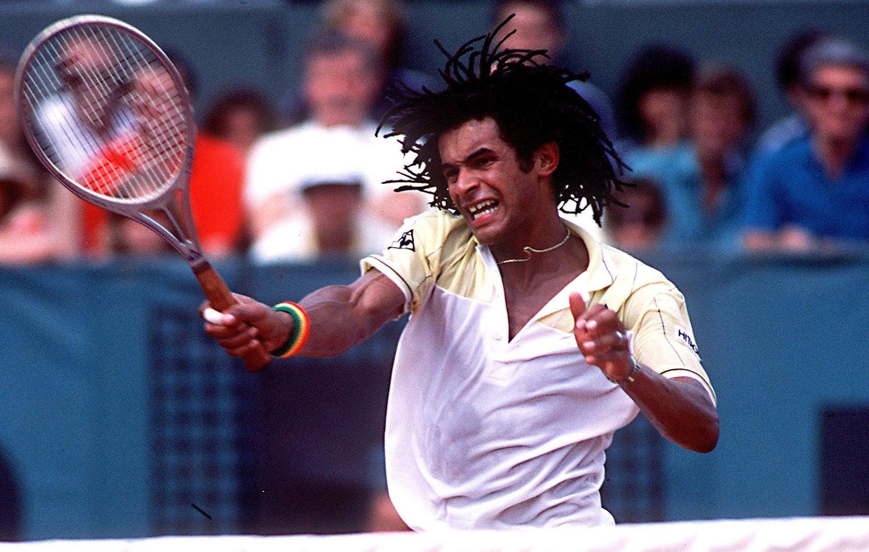 """Résultat de recherche d'images pour """"yannick noah tennis"""""""