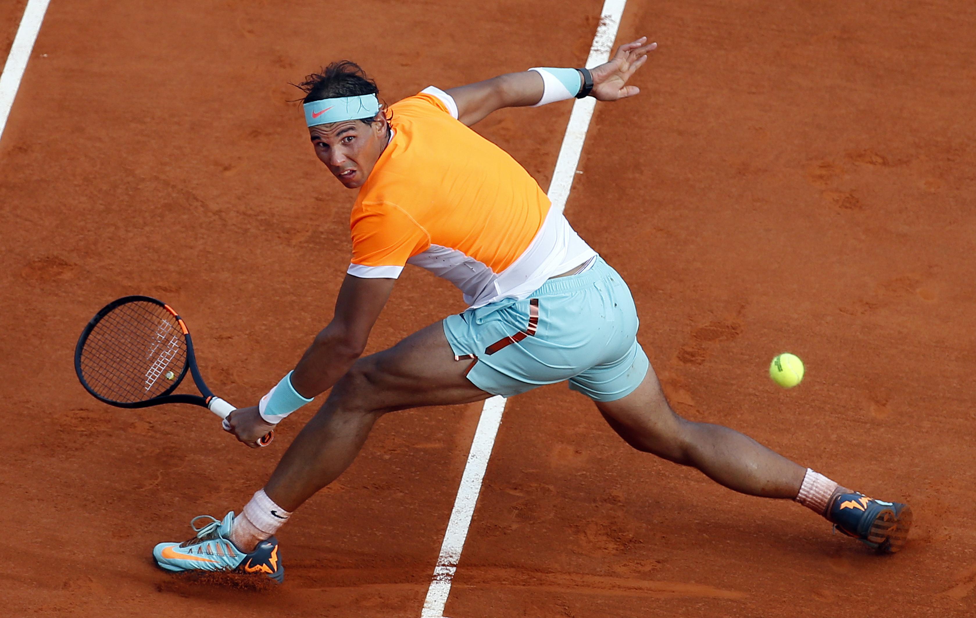 Tennis - Roland-Garros - Nadal les yeux dans le r�tro