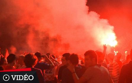 Tennis : US Open - Ambiance de feu chez Cilic
