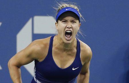 US Open - Bouchard bousculée, Bellis renvoyée à ses études