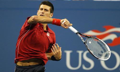 Djokovic étrille PHM - US Open - Tennis -