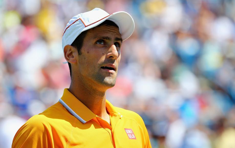 Tennis - US Open - Faut-il s?inqui�ter pour Novak Djokovic??