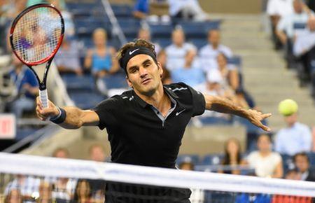 Tennis - US Open - Federer d�roule avant le test Monfils