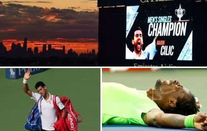 Tennis : US Open - Flushing Meadows s'en souviendra