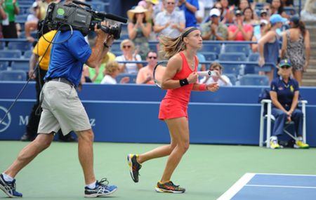 Tennis : US Open - Mais qui es-tu Aleksandra Krunic?