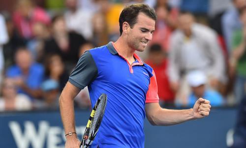 Mannarino a «pourri» Fognini - US Open - Tennis -