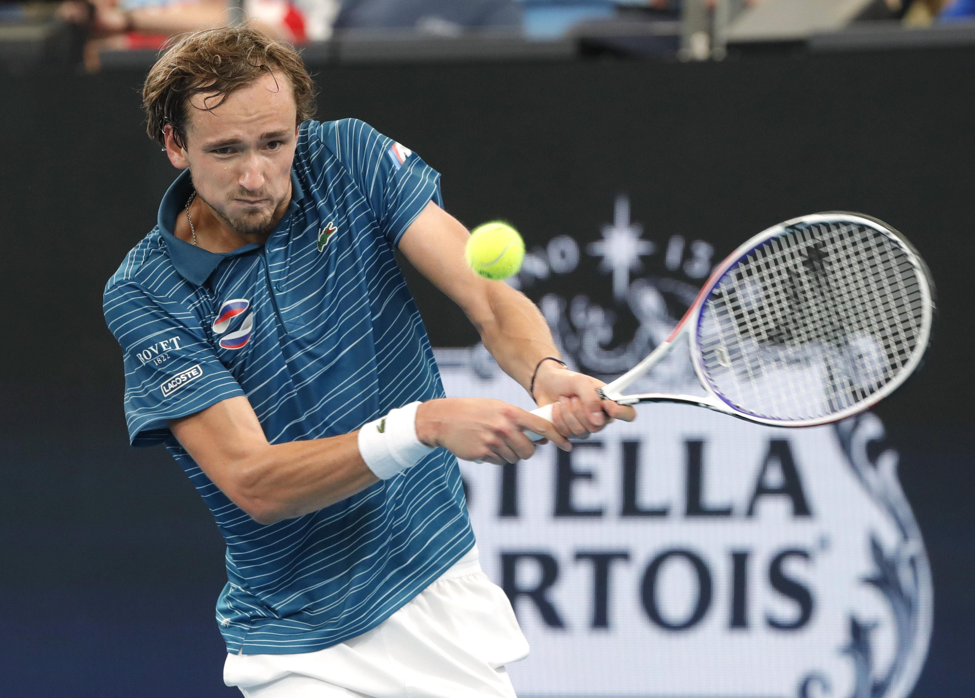 Tennis - US Open - Medvedev veut déraciner le «Big Three» en 2020