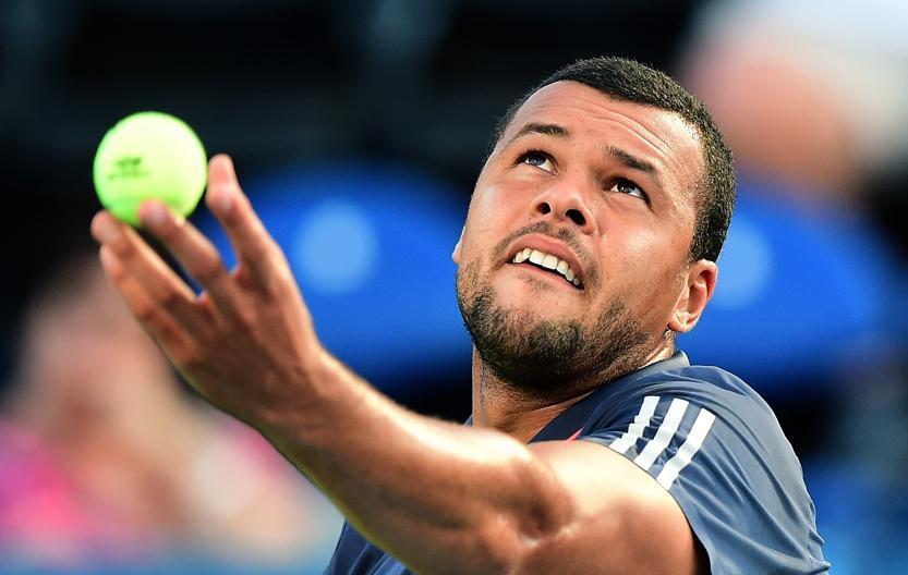 Tennis - US Open - Monfils et Tsonga sans filet