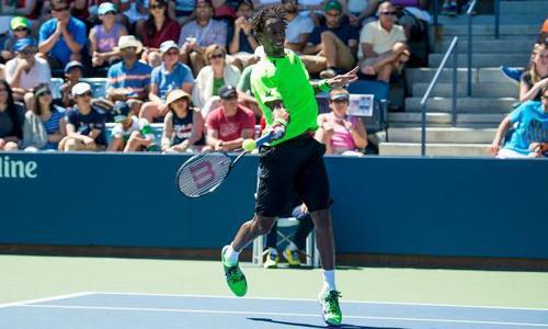 Monfils, étoile américaine - US Open - Tennis -