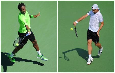 Tennis : US Open - </b>Monfils-Gasquet, amis de toujours, ennemis d?un soir
