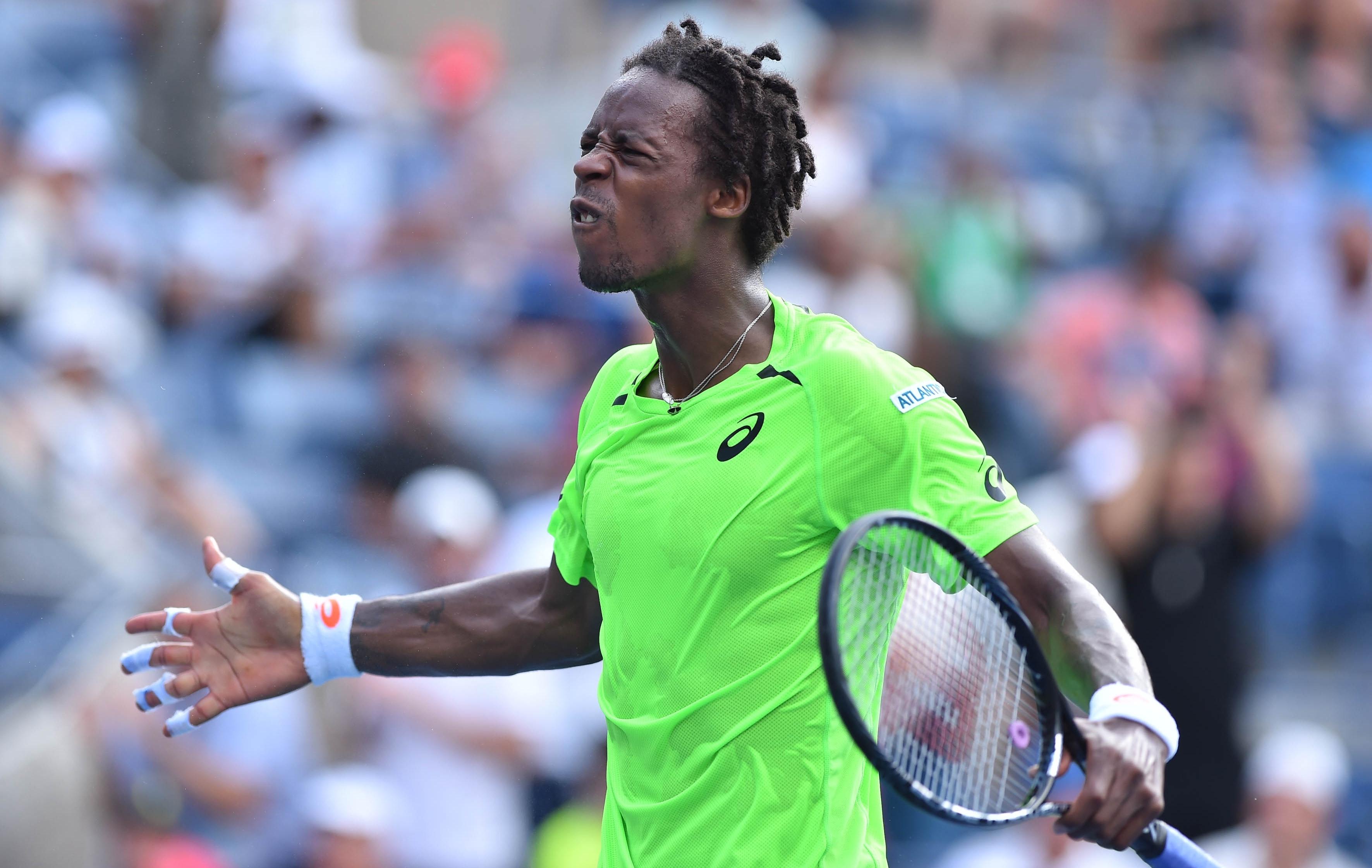 Tennis - US Open - Monfils : �Je dois croire en moi�