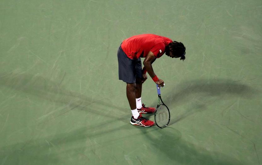 Tennis : US Open - Monfils, l?�t� meurtrier
