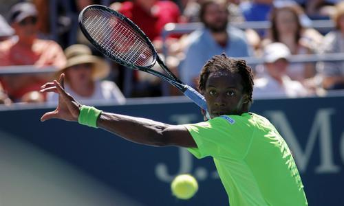 Monfils, le showman a encore frappé - US Open - Tennis -