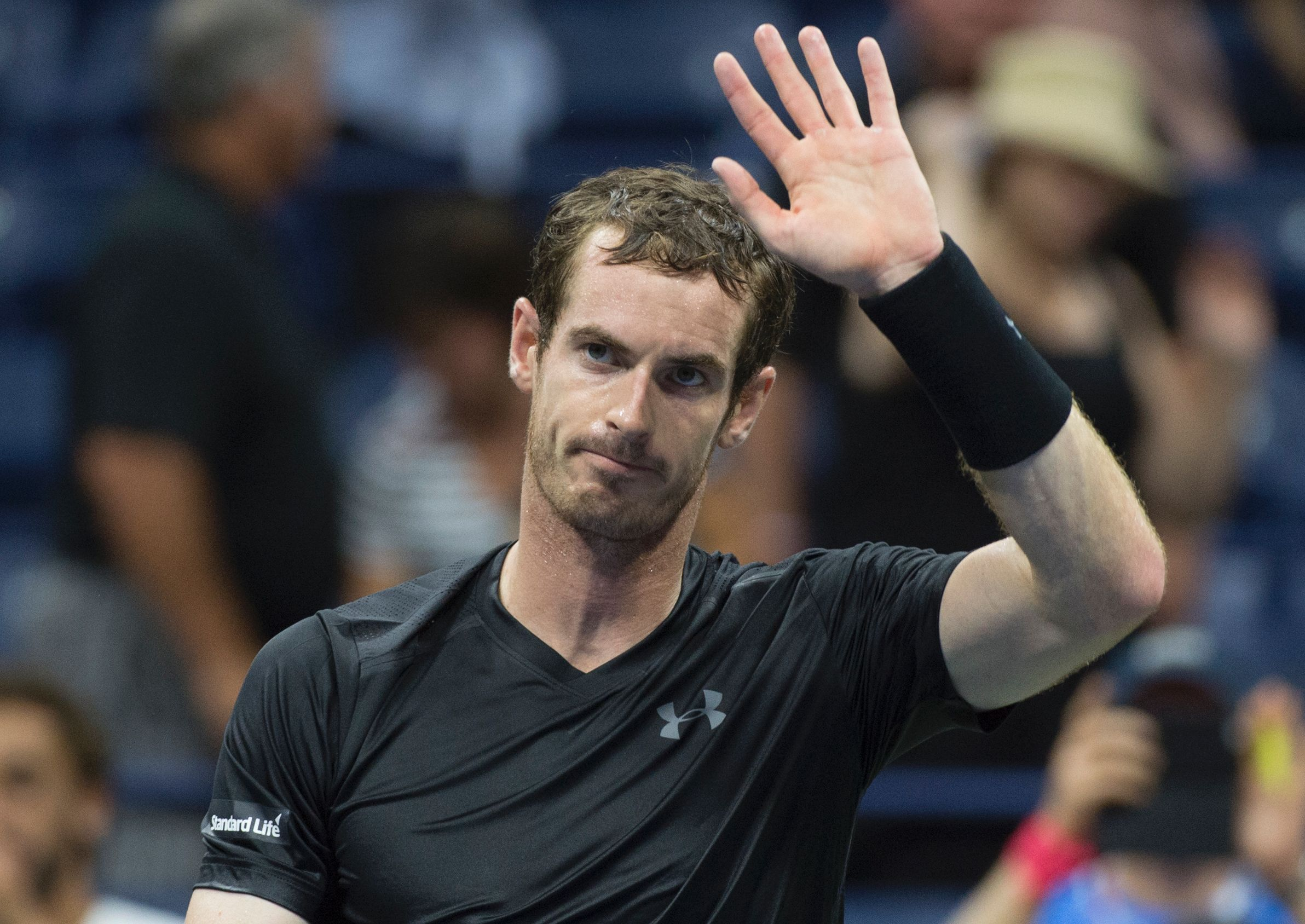 Tennis : US Open - Murray et Simon faciles, un record pour Karlovic