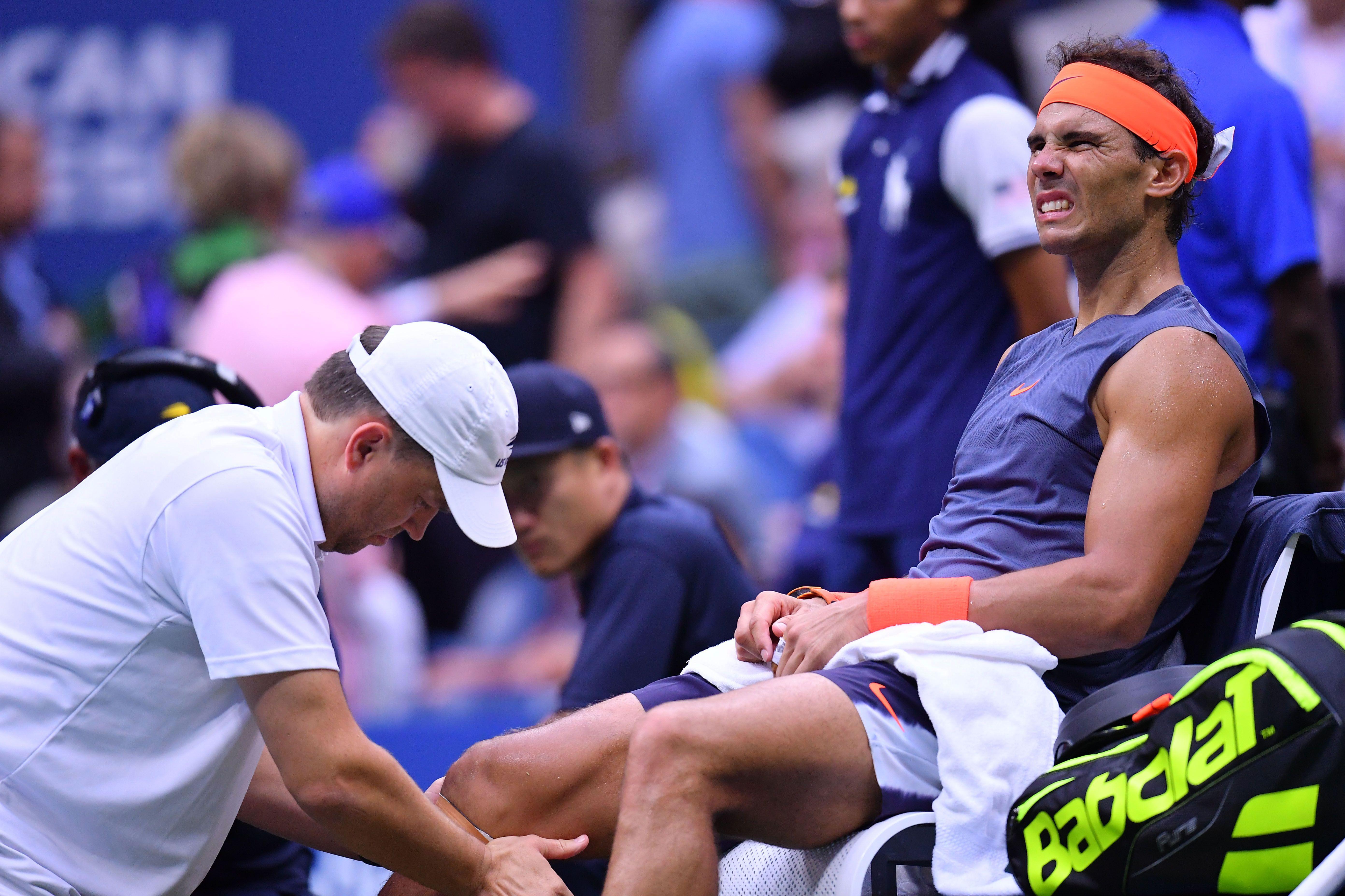 Tennis - US Open - Nadal sera-t-il réparé pour la Coupe Davis ?