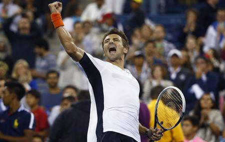 Tennis : US Open - �Papy� Robredo dompte le fougueux Kyrgios