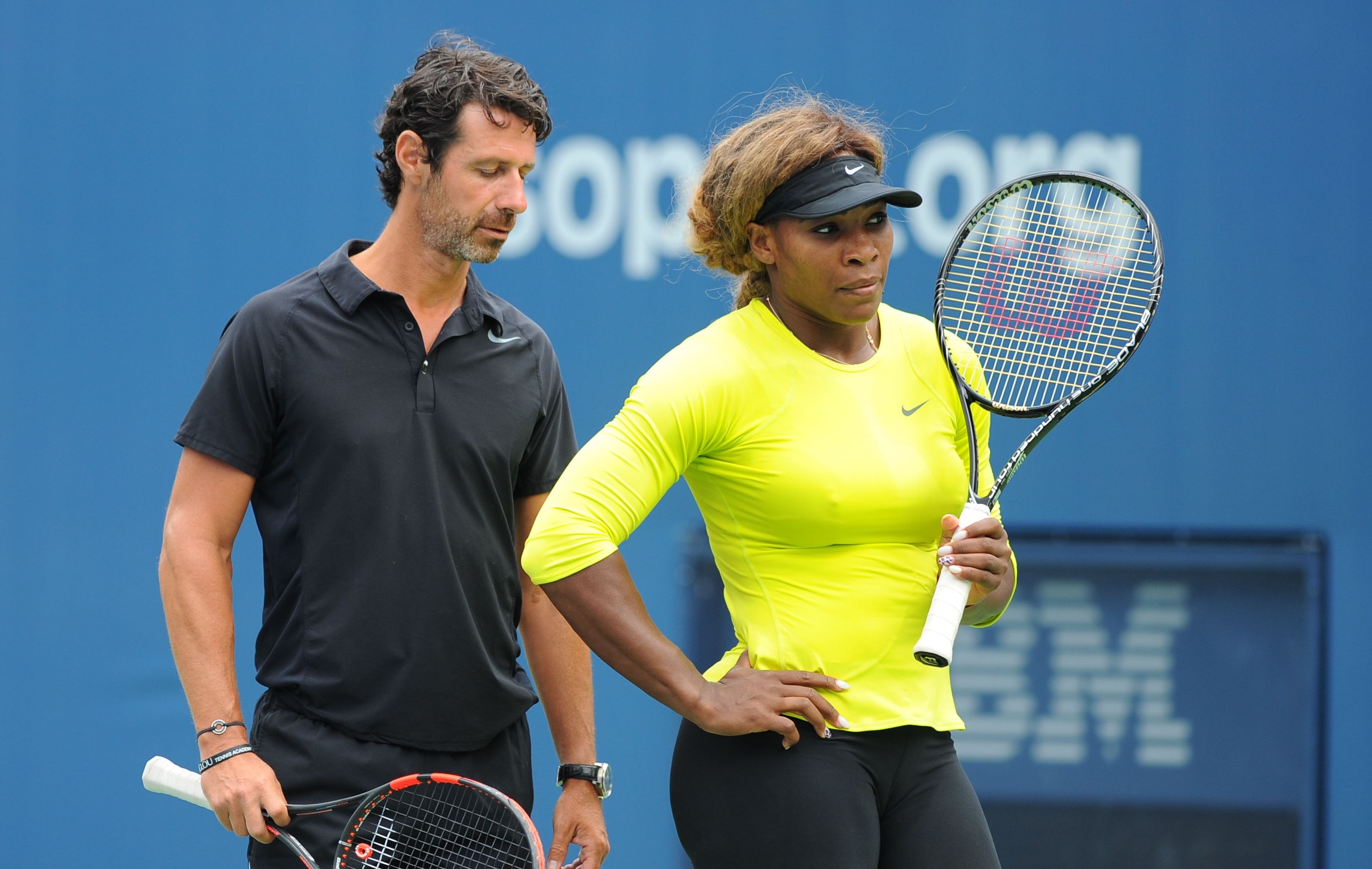 Tennis : US Open - Serena Williams abat sa derni�re carte