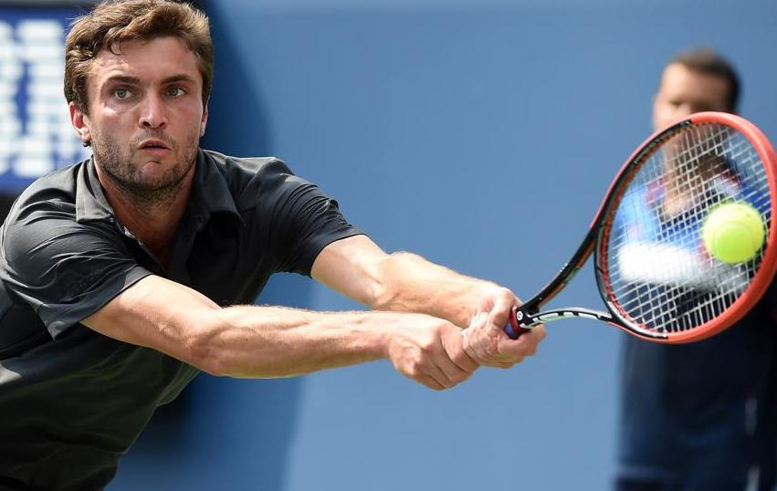 Tennis - US Open - Simon s?�croule, Mathieu trop juste