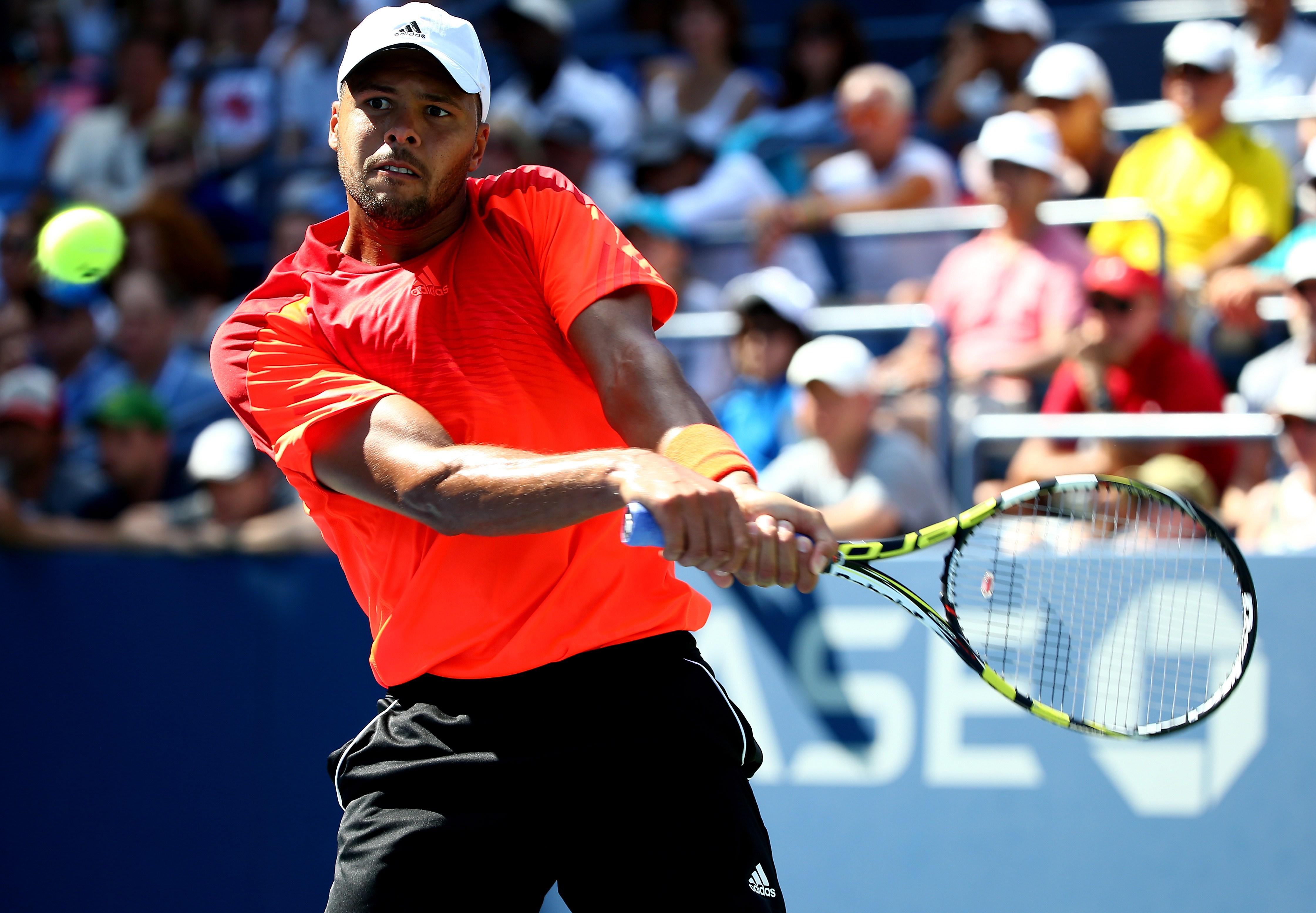 Tennis - US Open - Tsonga tranquille, Llodra triste derni�re