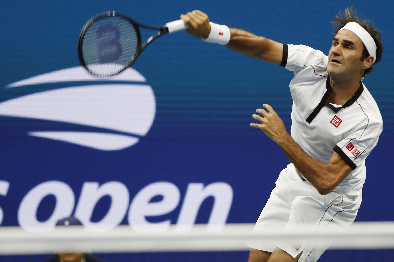 Tennis - US Open - US Open 2019 : Federer «frustré» par son jeu mais qualifié pour le 3e tour