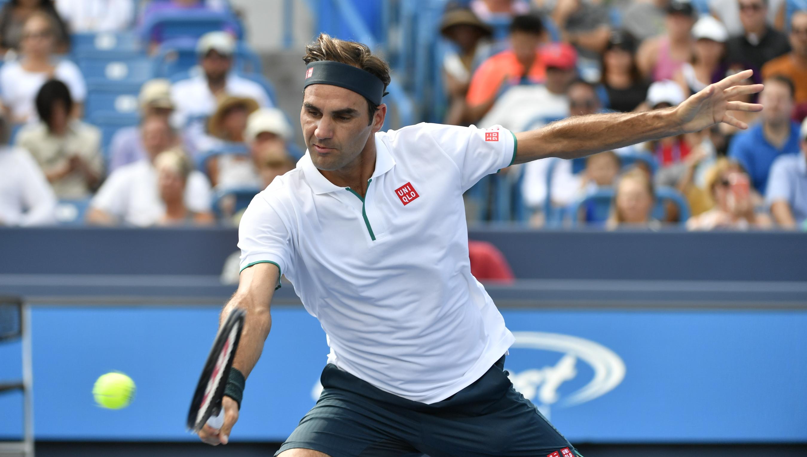Tennis - US Open - US Open : Federer : «Je me sens mieux ici cette année»