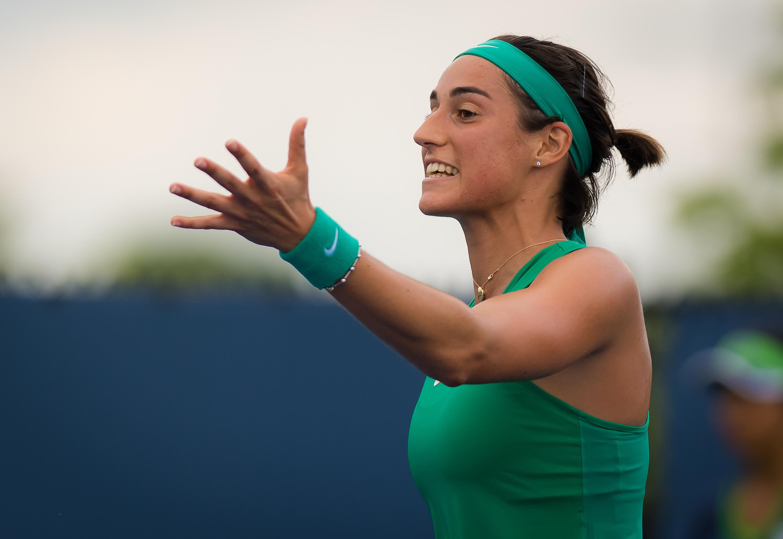 Tennis - US Open - US Open : enfin le déclic en grand chelem pour Garcia ?