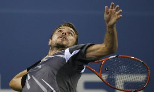 Wawrinka accroché, Dimitrov impérial - US Open - Tennis -