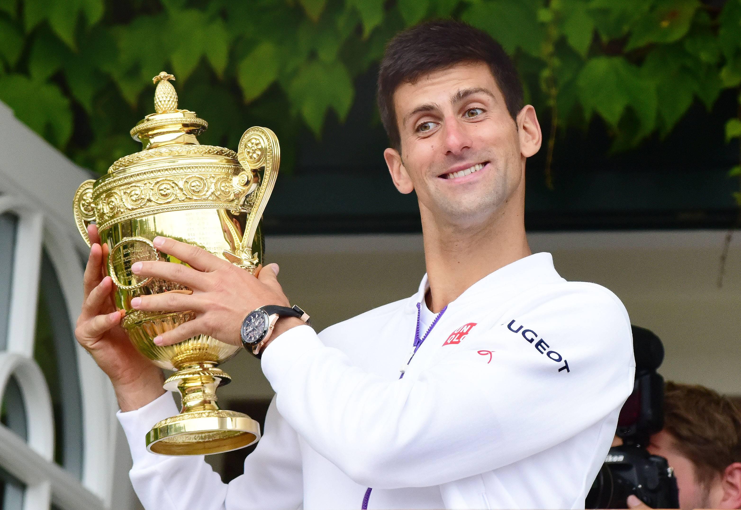Tennis : Wimbledon - </b>160.000 euros de plus pour les vainqueurs de Wimbledon 2016