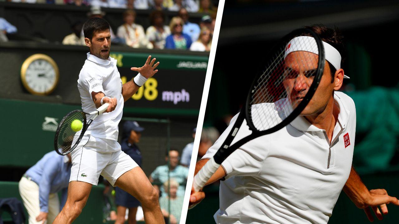 Tennis - Wimbledon - 5 raisons suivre la finale de rêve Djokovic-Federer ce dimanche à Wimbledon