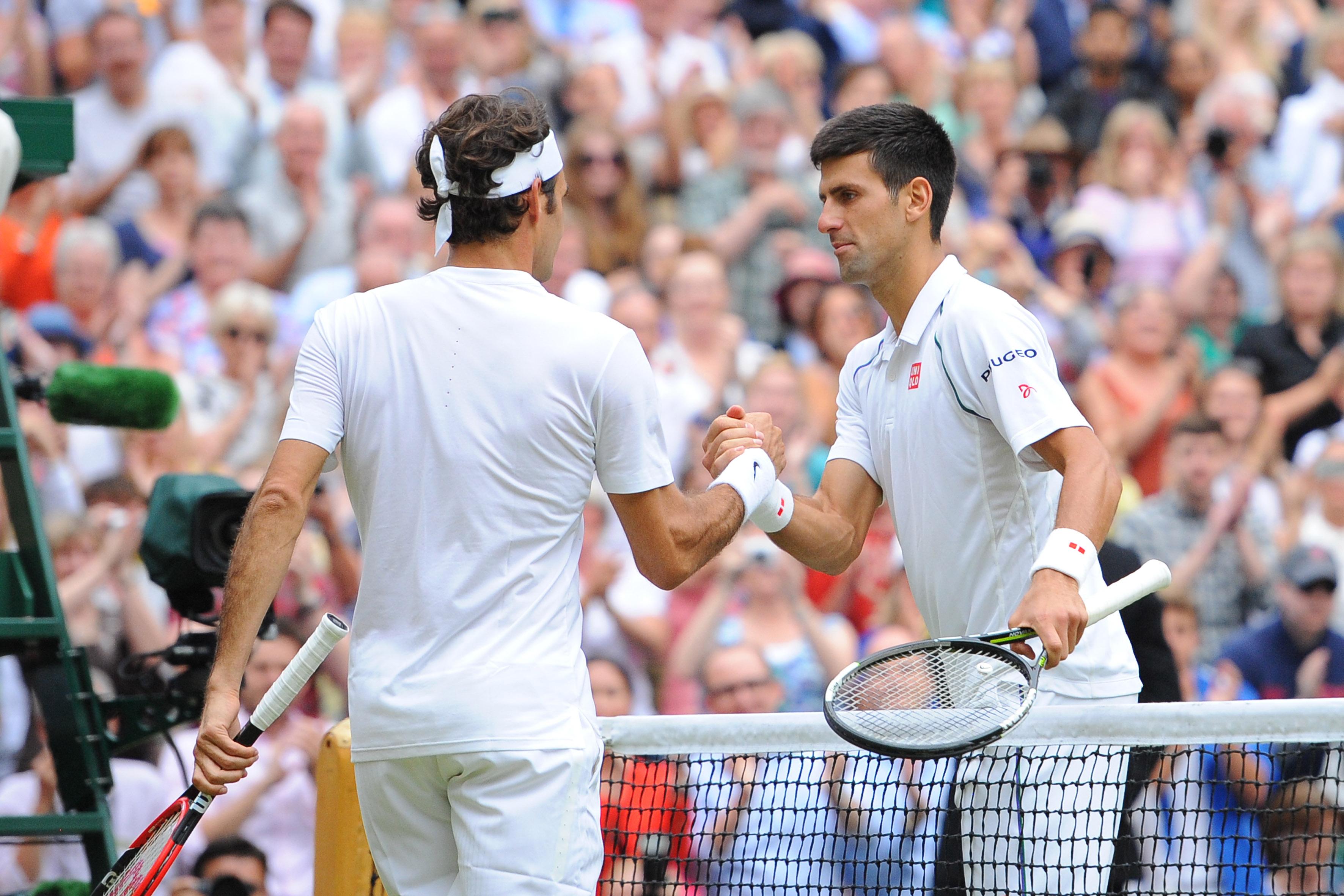 Tennis - Wimbledon - Djokovic-Federer : Leurs trois affrontements à Wimbledon à la loupe