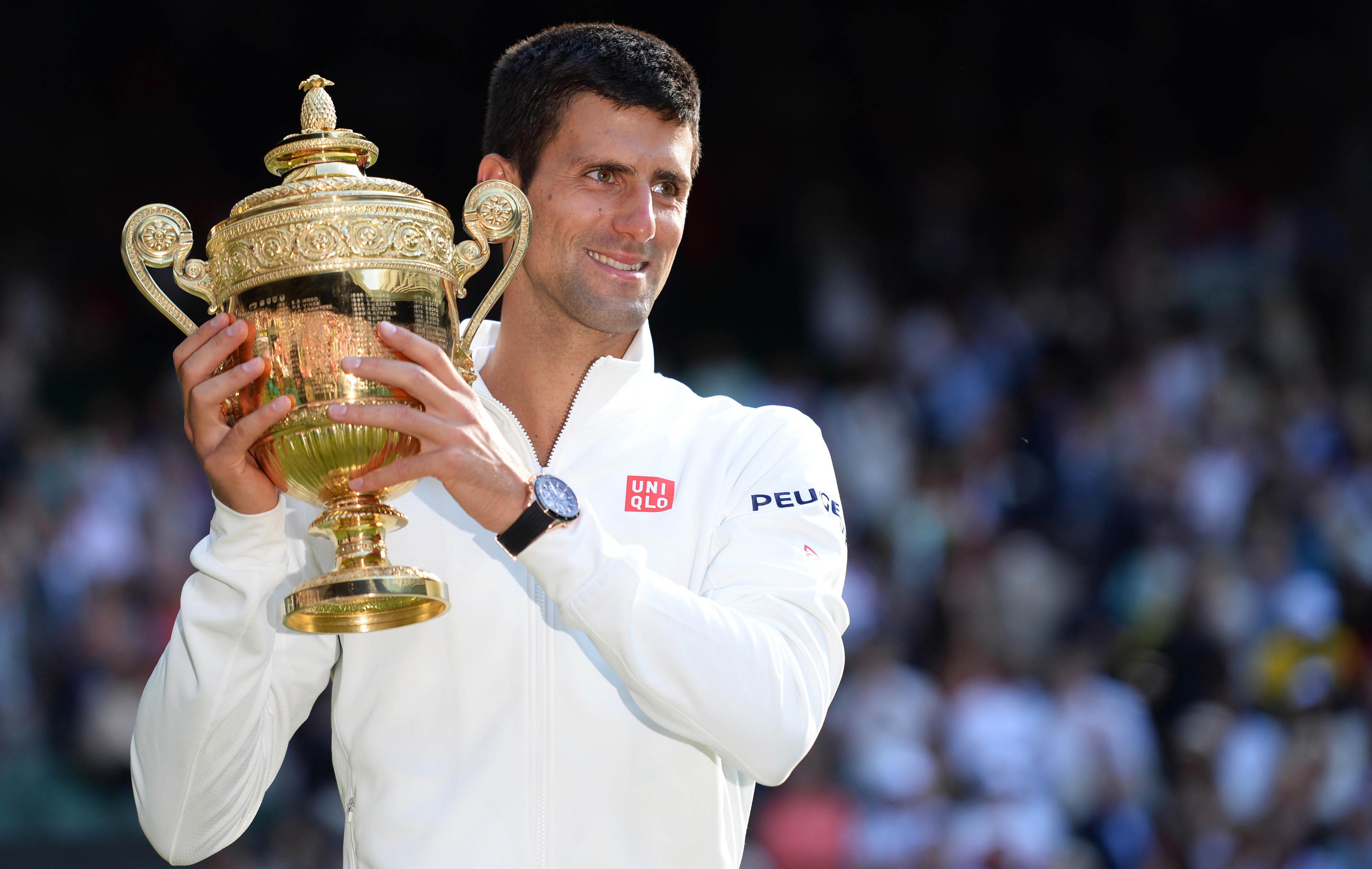 Tennis : Wimbledon - </b>Gagner Wimbledon rapportera beaucoup plus que remporter Roland-Garros