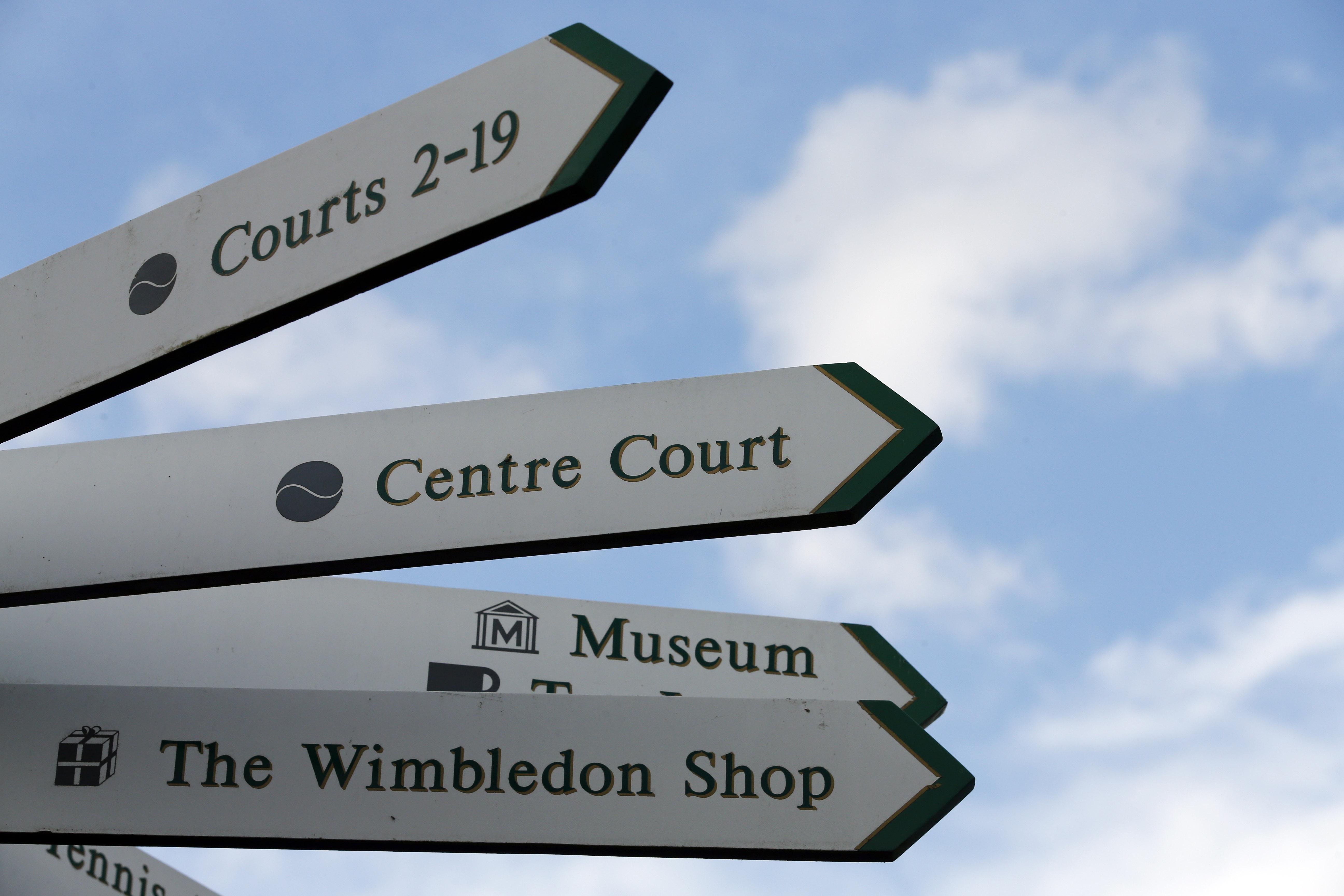 Tennis : Wimbledon - O� en sont les stars et les Fran�ais ?