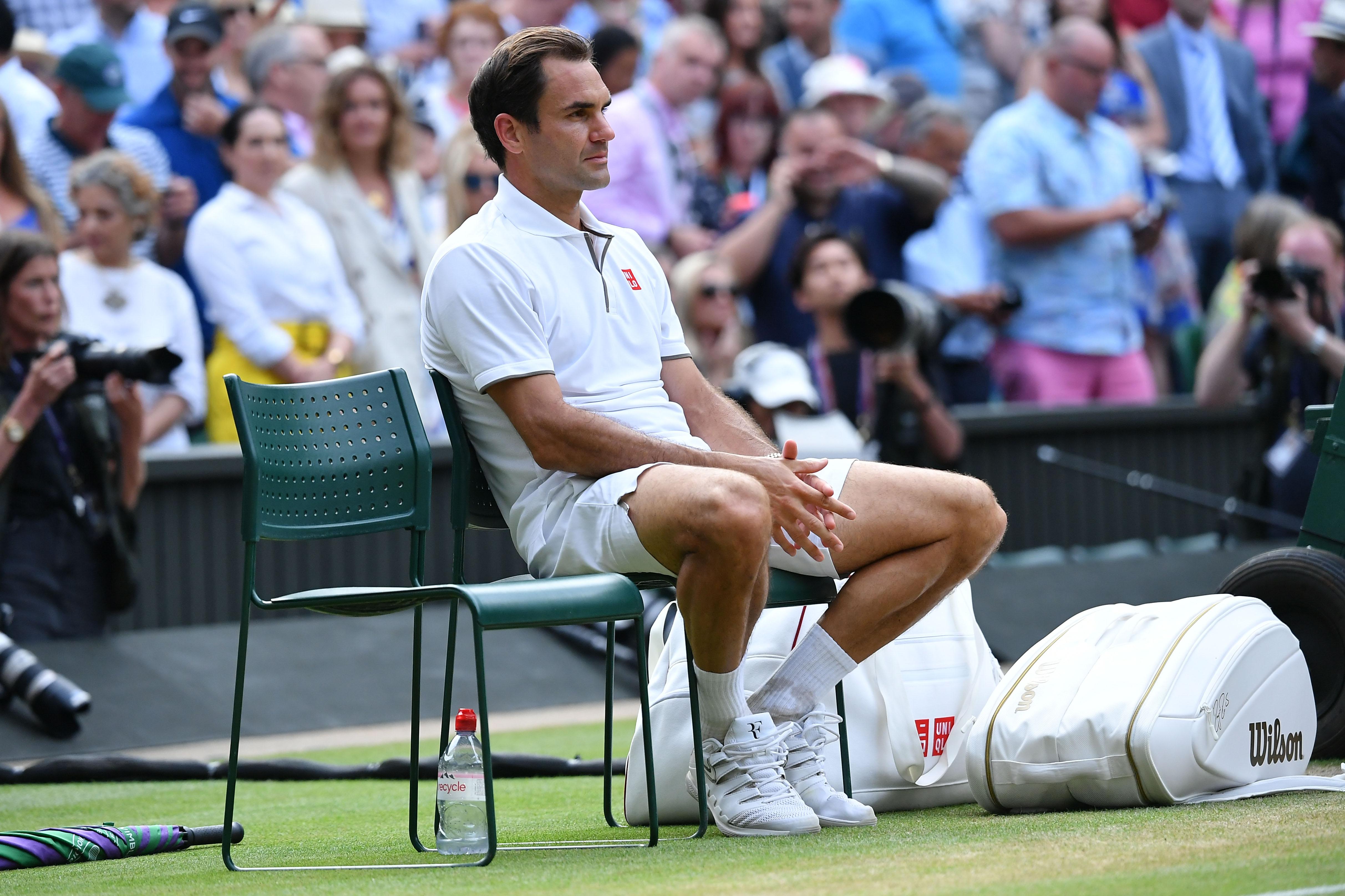 Tennis - Wimbledon - Wimbledon annulé : Roger Federer «dévasté», Serena Williams «choquée»