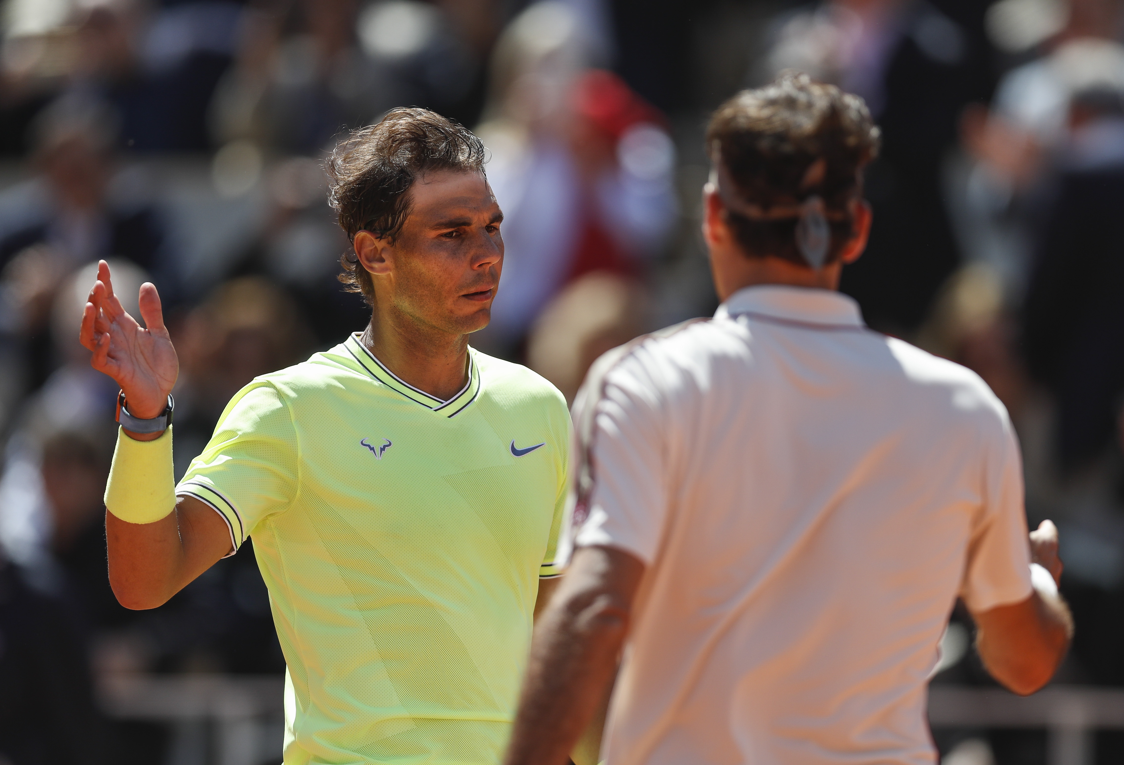 Tennis - Wimbledon - Wimbledon : Federer et Nadal encore ensemble, Djokovic plutôt épargné