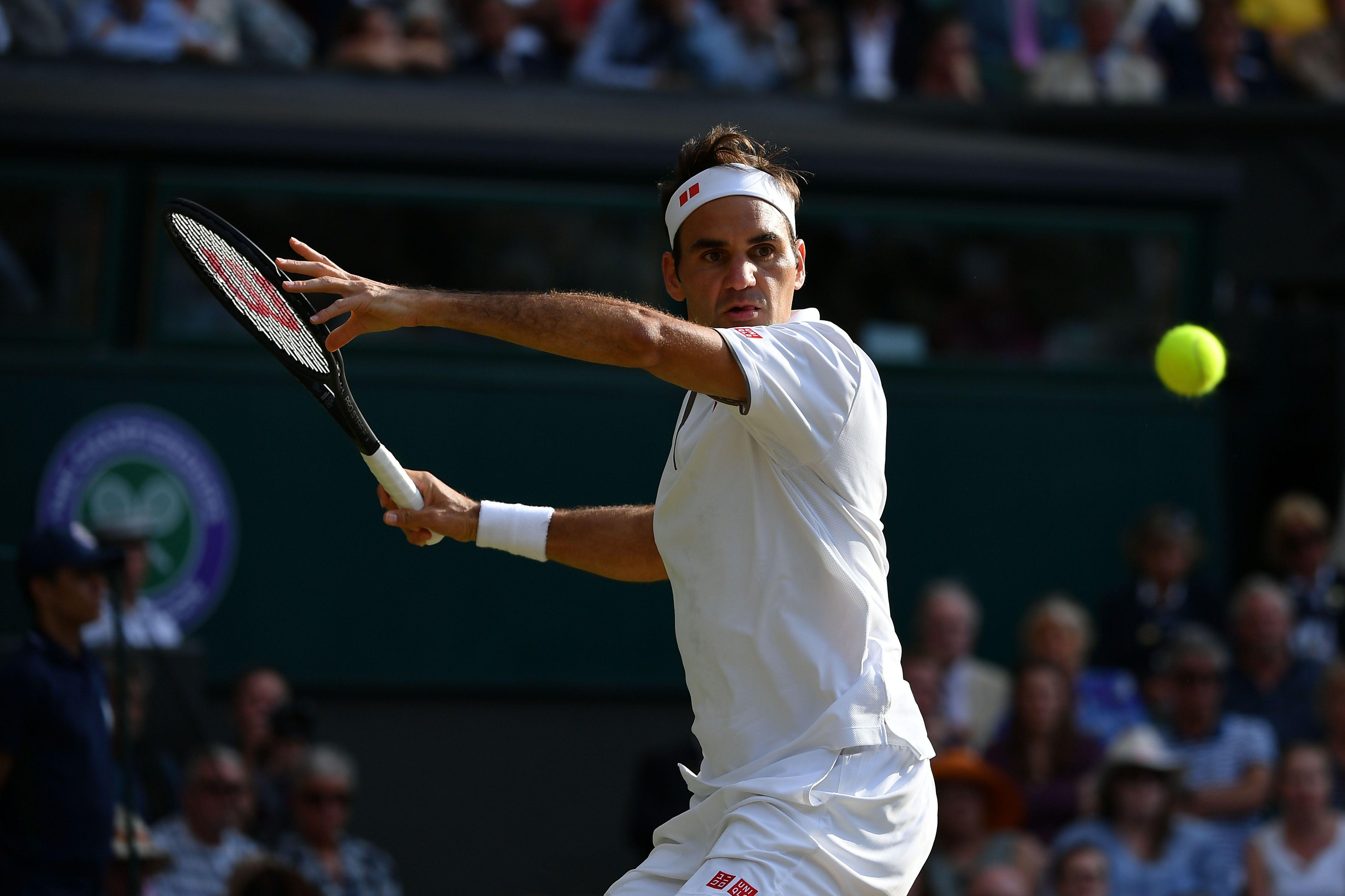 Tennis - Wimbledon - Federer en finale de Wimbledon : «Les planètes sont alignées en ce moment»