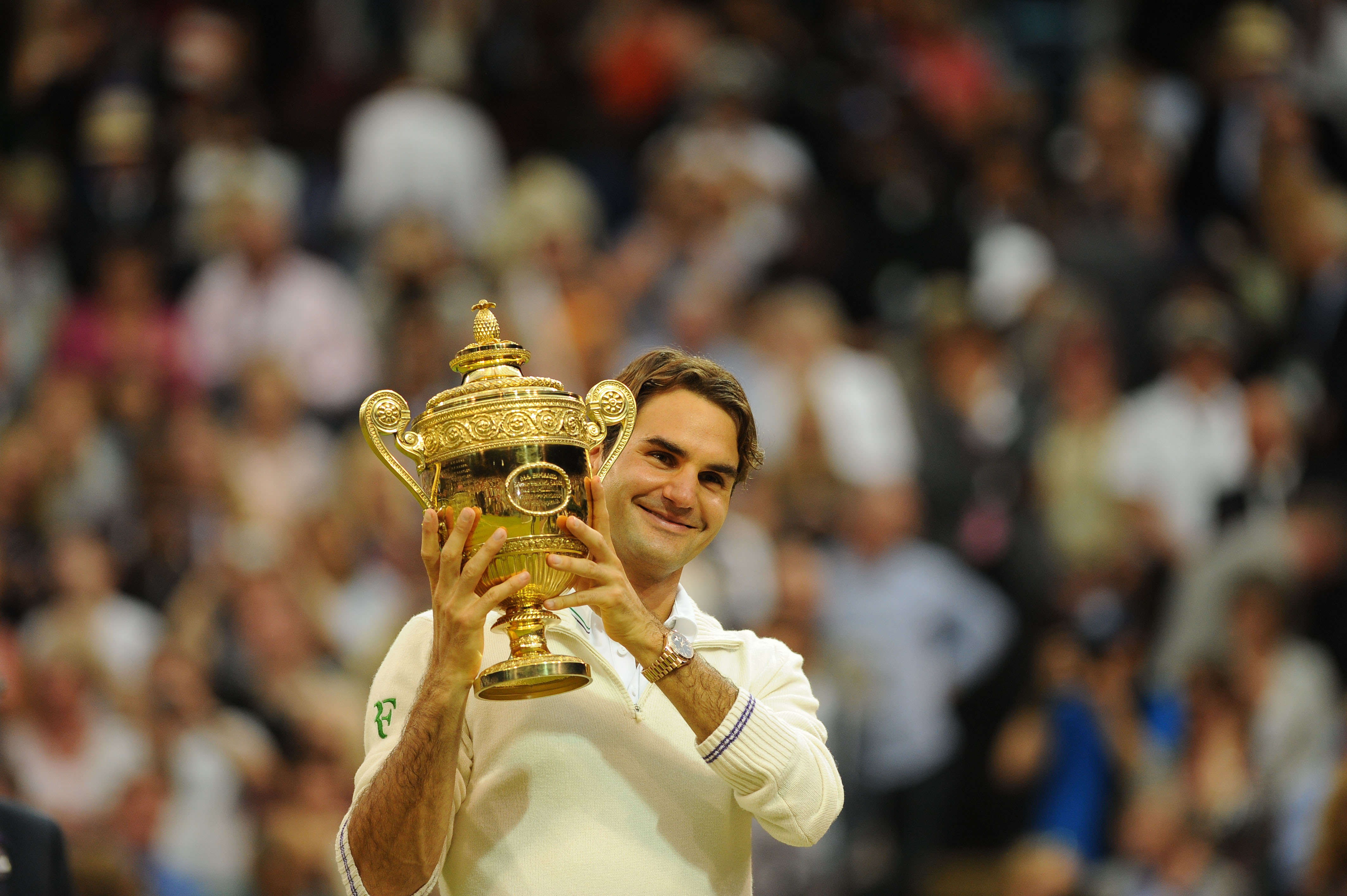 Wimbledon - L?impossible défi de Roger Federer ?