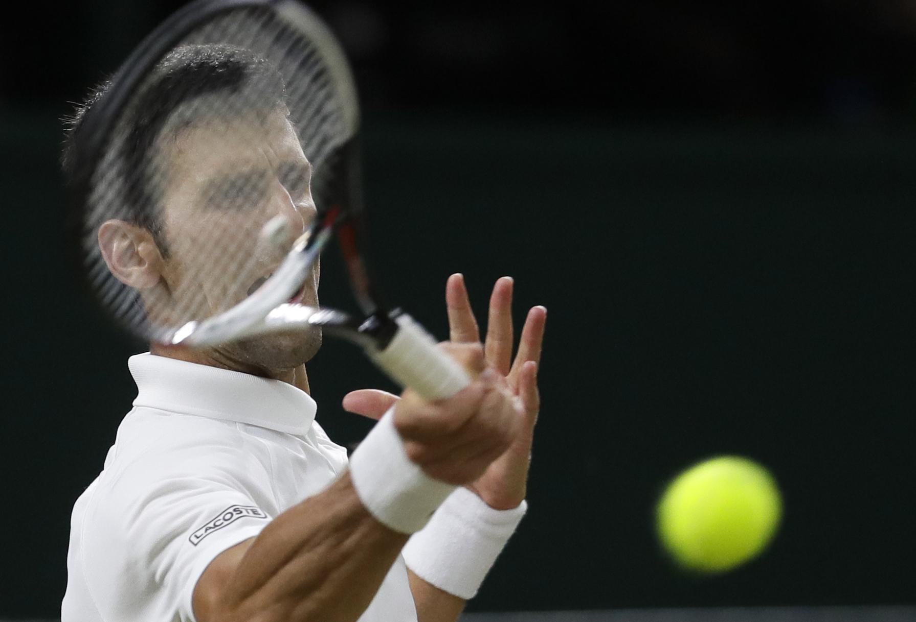 Tennis - Wimbledon - Le combat des chefs Nadal-Djokovic reprendra samedi