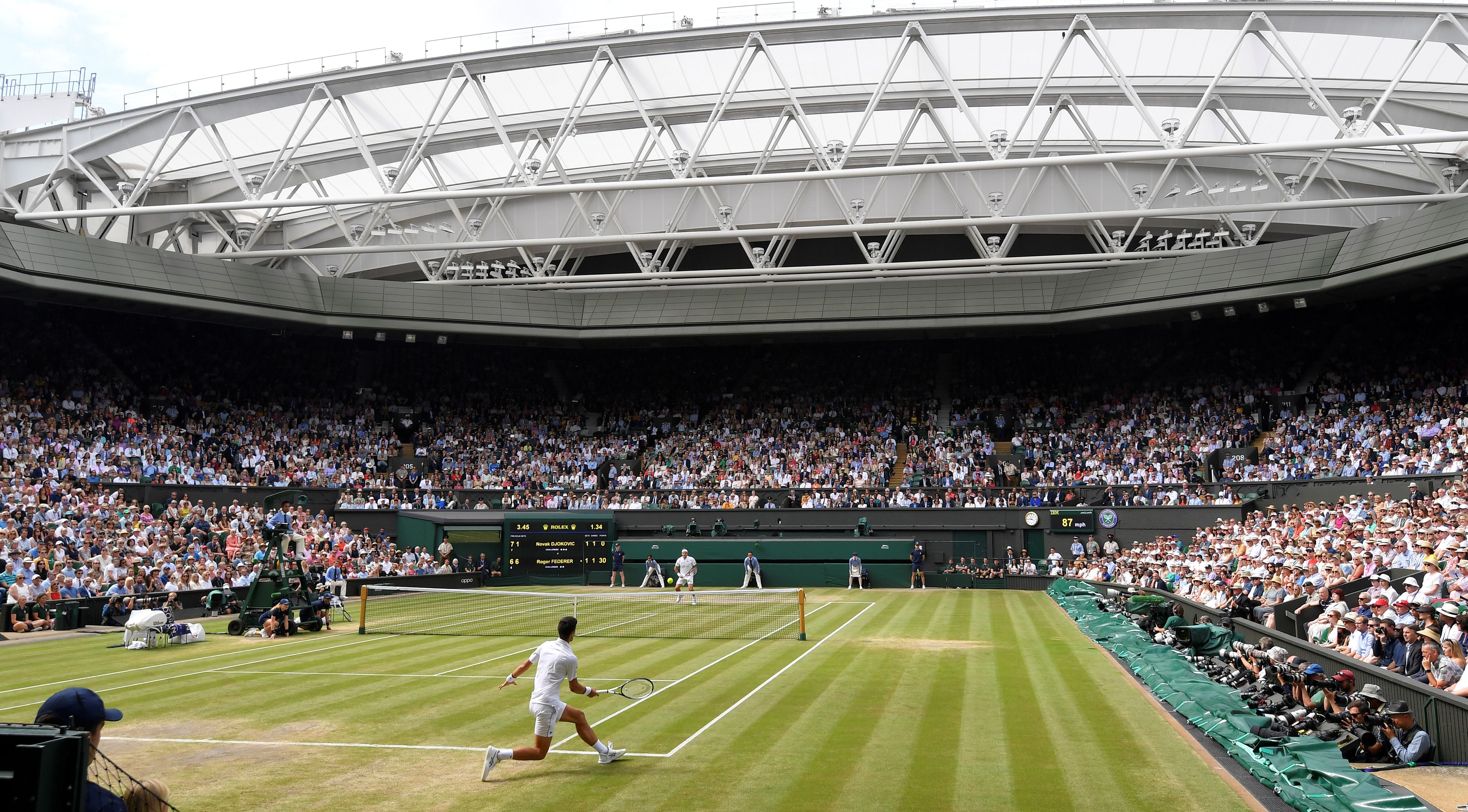 Tennis - Wimbledon - Coronavirus: Wimbledon (bientôt) annulé ... le report de Roland-Garros pas digéré