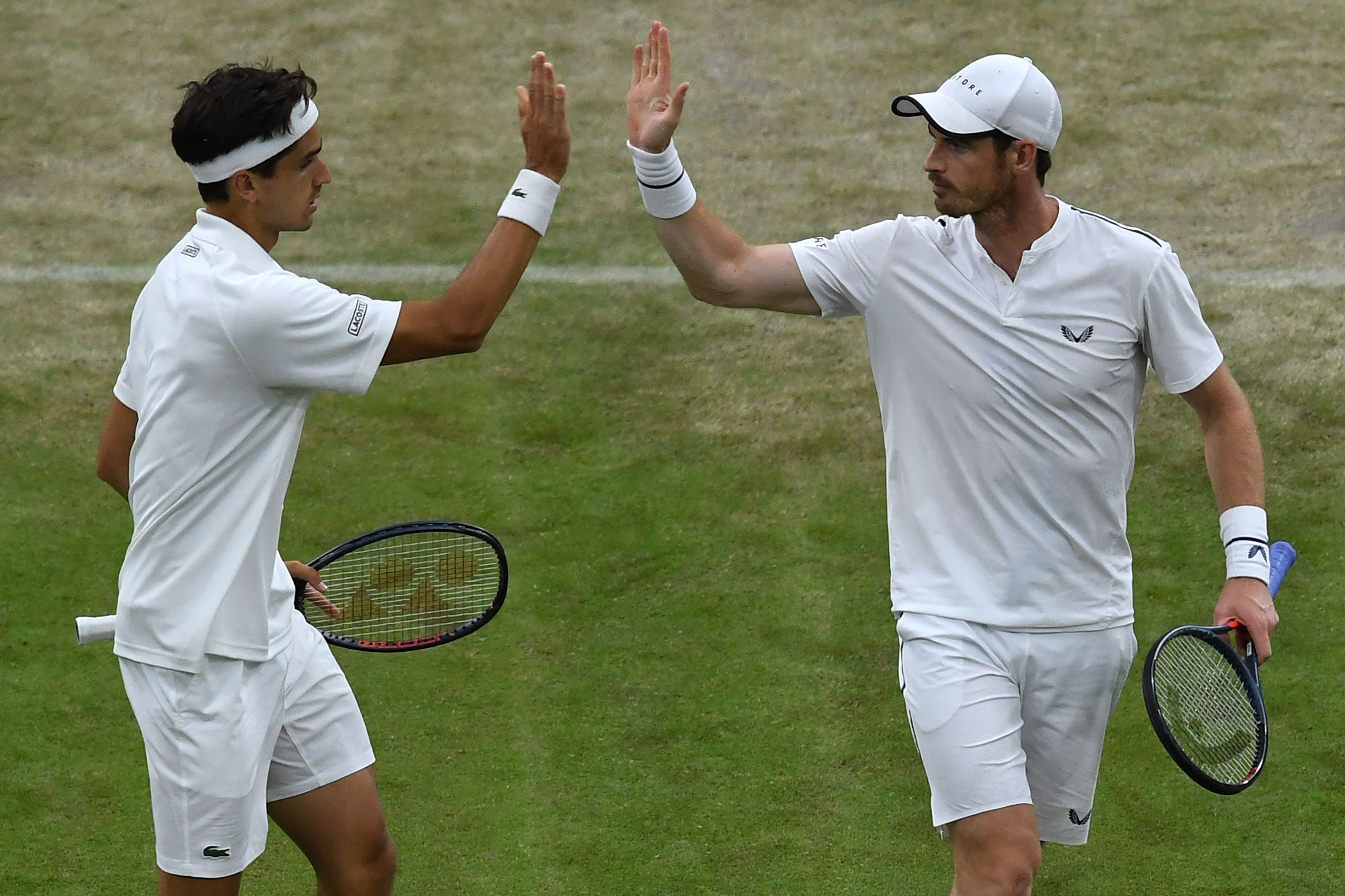 Tennis - Wimbledon - Murray : «Je joue encore au tennis en bonne santé»
