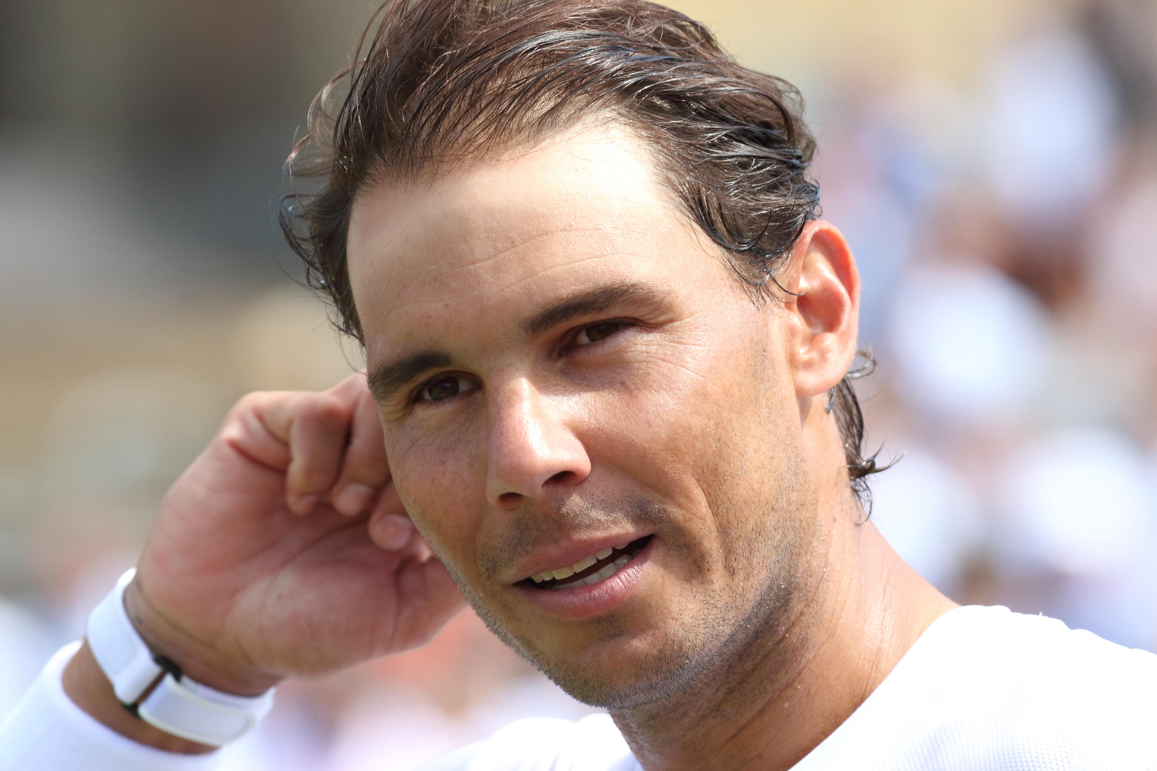Tennis - Wimbledon - Nadal a songé à «faire une pause» et ne pas disputer Roland Garros