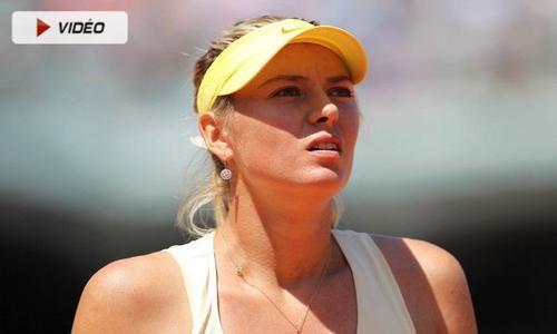 Sharapova veut un nouveau titre - Wimbledon - Tennis -