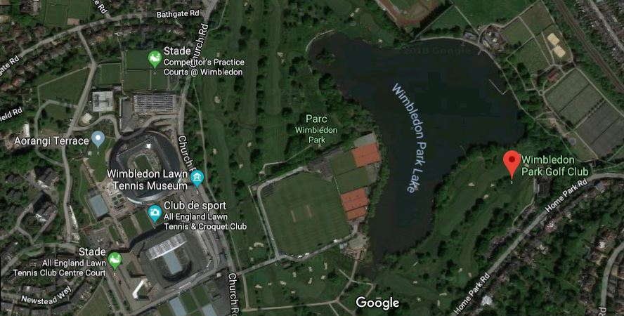 Tennis - Wimbledon - Wimbledon rachète le terrain de golf voisin pour s'étendre à partir de 2022