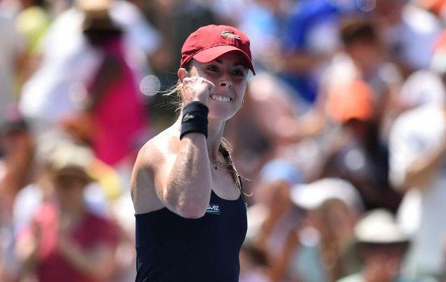 tennis wta alize cornet retrouve le dernier carre