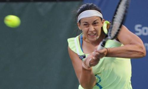 Bartoli n'a rien pu faire - WTA - Tennis -