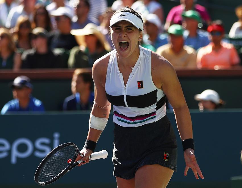 Tennis - WTA - Bianca Andreescu, future patronne du tennis mondial ?